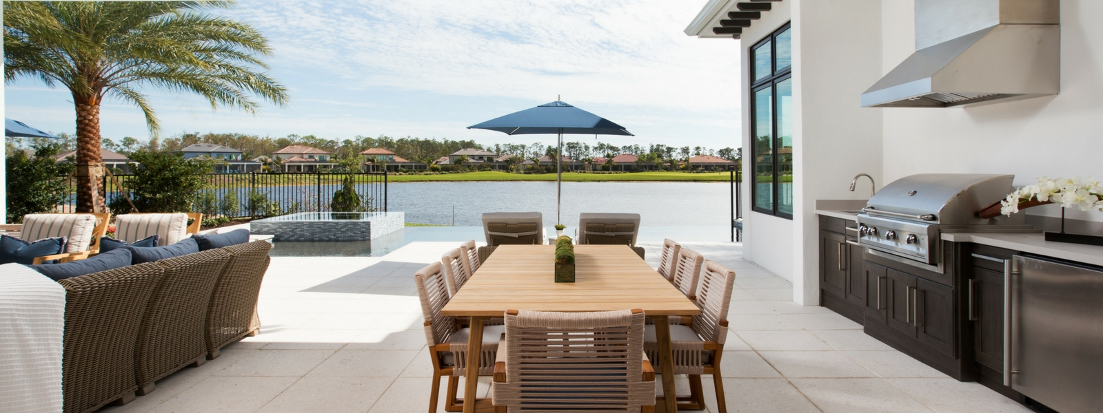 Trends for Florida Outdoor Kitchens