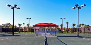 Treviso Bay - Tennis Courts